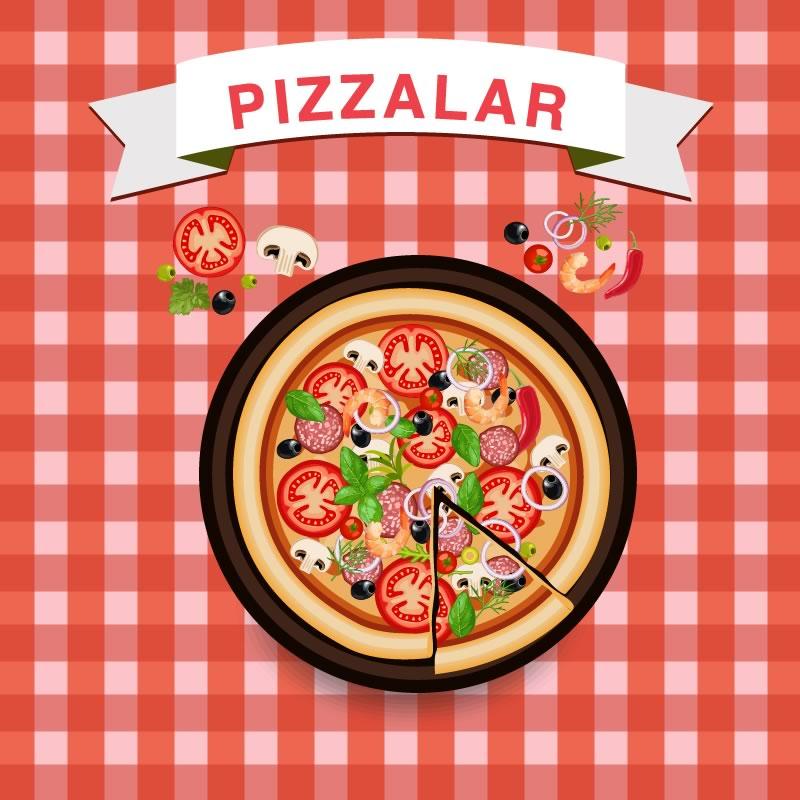Gerçek Italyan Pizza